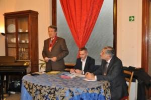 Conferenza Dott. Sergio Costanzo - 23 Marzo 2013