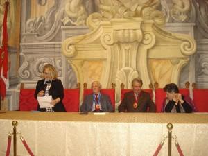 Conferenza della Prof. Giovanna Tedeschi Grisanti